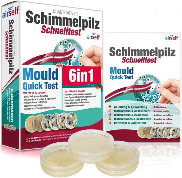 Mould test 6 in 1