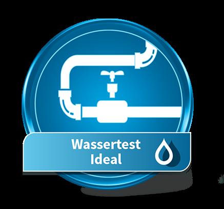 Wassertest Ideal