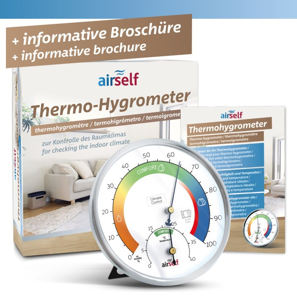 Thermohygromètre