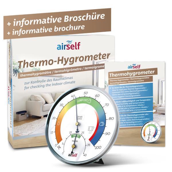 Thermohygromètre